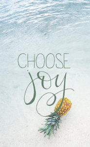 choose joy phone wallpaper pineapple 1